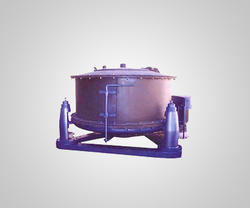 MSRL Manual Top Discharge Centrifuge Machine