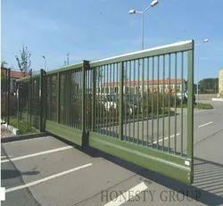 Sliding Gate Stainless Steel