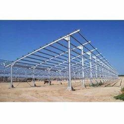 Solar Panel Mounting Aluminium Structures