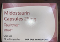 Midostaurin Cap 25 MG