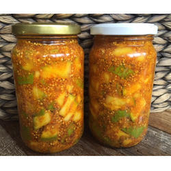 Green Mango Pickles