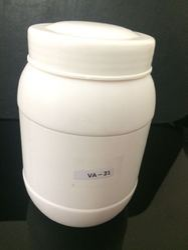 Plastic 900gm Round Jar