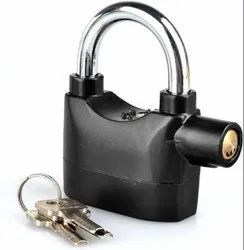 Stainless Steel Siren Alarm Lock -(Home) for Security