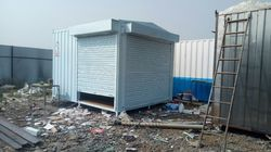M.S Container Cabin with Shutter
