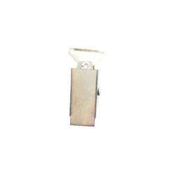 20mm Delux Long Fitting Badge Clip