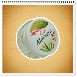 Aloe Vera Gel, For Skin And Hair, Packaging Size: 100 Gm & 1 Kg