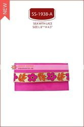 Lace Silk Envelopes. Border Envelopes