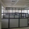 Office Gypsum Partition Work