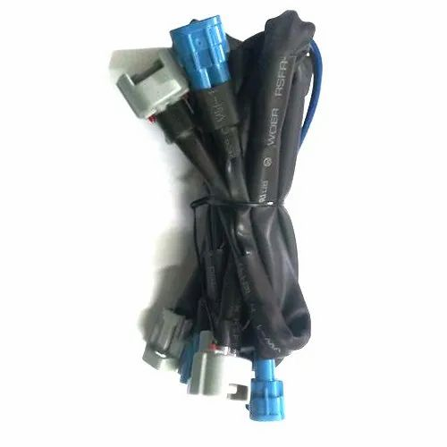 a-tech black japanese cng injector wiring harness, packaging type: box, for