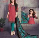 Designer Ladies Cotton Salwar Suit