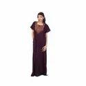 Ladies Full Cotton Nightgown