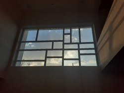 UPVC Horizontal Fix Sliding Window, 2 -minimum,Maximum -10
