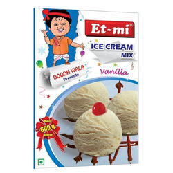 Vanilla Instant Ice Cream Mix 100g
