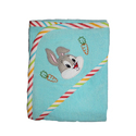 Baby Looney Tunes Hooded Towels