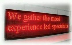 LED Display Sign Board