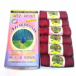 No. 10 Cotton Knitting Thread Roll