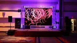 6mm LED Big Waterproof Screen