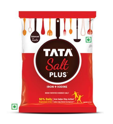 Tata Salt TATA Iodine Powder Salt 1kg