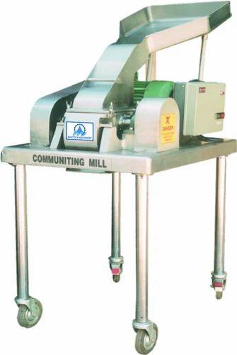 Granulator Machine - Comminuting Mill Exporter from Ahmedabad