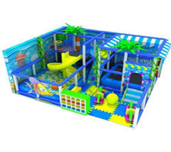 Plastic TIP-TOP Soft Play for Indoor