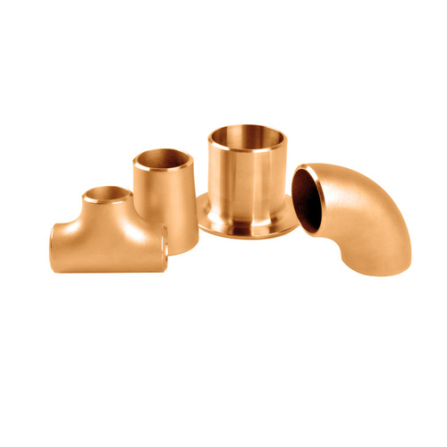Cupro Nickel Pipe Fittings, Size: 2 & 3 inch