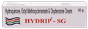 Hydroquinone, Octyl Methoxycinnamate, Oxybenzone Cream( Hydrip-SG Cream)