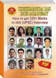 Ias Interview Book