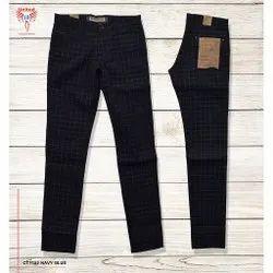 United 18 Linen Men Trousers