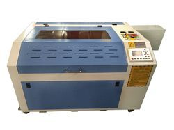 Co2 Sealed Glass Tube Laser Cutting Machine, Automation Grade: Semi-Automatic, Model Name/Number: Ruida 6040