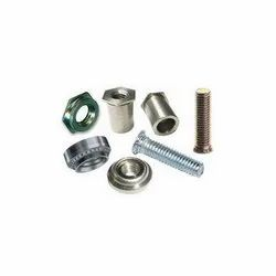 Stainless Steel Fine Finish Electrical Turned Component, For Industrial, Size: M3 To M10