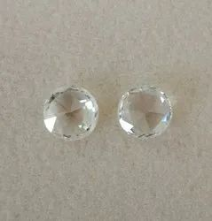 Natural Loose Rose Cut Round Shape White Color Clarity Vs1 to Vs2 Color G Diamond