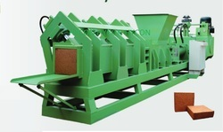 5 Kg Coco Peat Block Making Machine