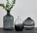 Eclipse Grey Vase