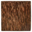 Palm Wood Tea Coaster