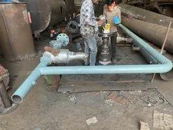 Mild Steel Pressure Reducing Stations