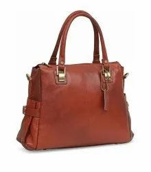 LSB18 - Cow NDM Leather Shoulder Satchel