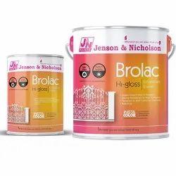 Jenson & Nicholson Brolac Hi-Gloss Polyurethane Enamel