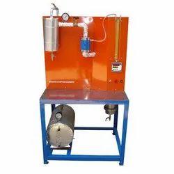 Throttling Calorimeter Apparatus