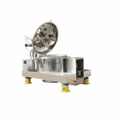 Four Point Bottom Discharge Centrifuge Machines