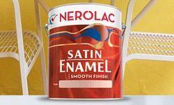 Nerolac Satin Enamel Paints, Packaging Type: Tin