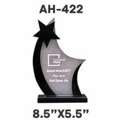 AH - 422 Acrylic Trophy