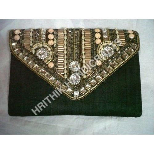 105bbbd166460 Beads Clutch Bag at Rs 200 /piece | बीडेड क्लच बैग ...