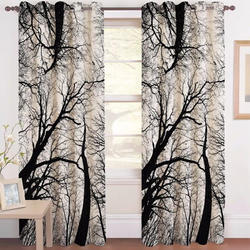 Attractive Digital Curtain