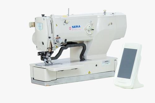 Sera Electronic Buttonhole Machine R K Sewing Machine ID Stunning Automatic Buttonhole Sewing Machine