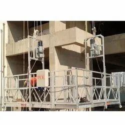 Special Right Angle Suspended Platform