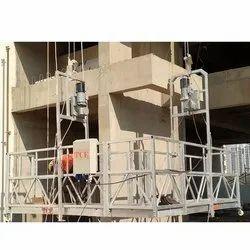 l Type Suspended Platform For Corner Work