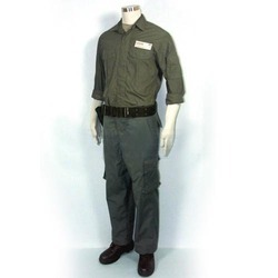 Safety Guard Uniform
