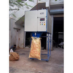 Soya Doc De Oil Cake Filling Machine