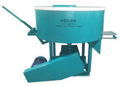 500 Kg Concrete Pan Mixer Machine