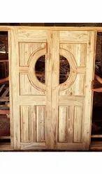 Pure Teak Wood Doors in Ludhiana